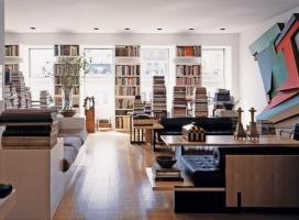 Richard Meier's Apartment
